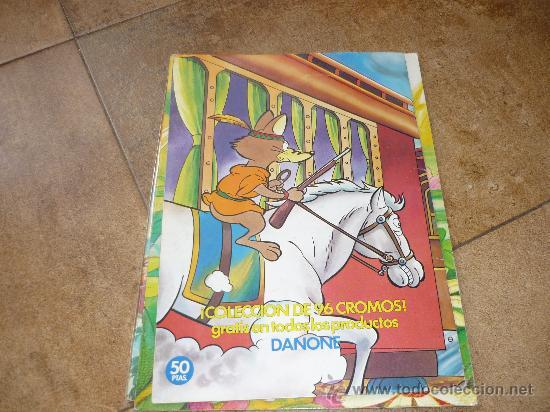 Coleccionismo Álbum: 3 AlbumES DANONE MAYA WILLY FOG Y JACKY EL OSO DE TALLAC COMPLETOS Año 1.978 - Foto 6 - 39087126