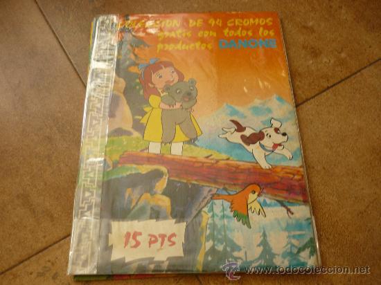 Coleccionismo Álbum: 3 AlbumES DANONE MAYA WILLY FOG Y JACKY EL OSO DE TALLAC COMPLETOS Año 1.978 - Foto 8 - 39087126