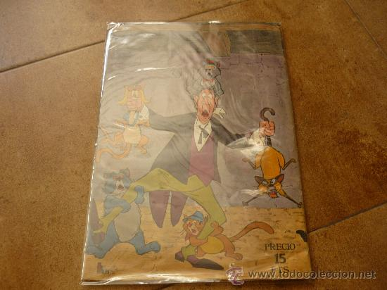 Coleccionismo Álbum: ALBUM COMPLETO LOS ARISTOGATOS FHER 1971 POSTER CON ALGUNO CROMOS - Foto 2 - 39109230