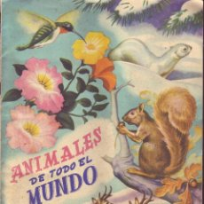Coleccionismo Álbum: FHER - ANIMALES DE TODO EL MUNDO - ÁLBUM COMPLETO. Lote 39731176