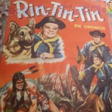 Coleccionismo Álbum: RIN TIN TIN. - EDITORIAL FHER. - AÑO 1962. - 228 CROMOS COMPLETO. Lote 39783144