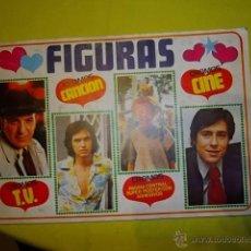 Coleccionismo Álbum: ÁLBUM ESTE FIGURAS - 1975 - *COMPLETO* ED. ESTE, 1975. COMPLETO, 175 CROMOS. . Lote 40303478