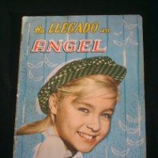 Coleccionismo Álbum: ÁLBUM DE CROMOS COMPLETO DE LA PELÍCULA DE MARISOL HA LLEGADO UN ANGEL EDT. FHER 1961. Lote 40413727