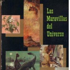 Coleccionismo Álbum: ALBUM NESTLE. LAS MARAVILLAS DEL UNIVERSO VOLUMEN II. - COMPLETO - 1957.. Lote 40430911