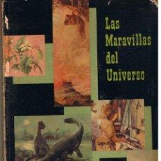 Coleccionismo Álbum: ALBUM NESTLE. LAS MARAVILLAS DEL UNIVERSO VOLUMEN II. - COMPLETO - 1957.. Lote 40431157