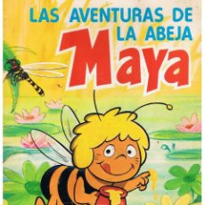 Coleccionismo Álbum: LAS AVENTURAS DE LA ABEJA MAYA. DANONE. - COMPLETO -. Lote 40451223
