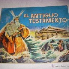 Coleccionismo Álbum: ALBUM DE CROMOS, EL ANTIGUO TESTAMENTO, EDITORIAL FERMA. Lote 40836199