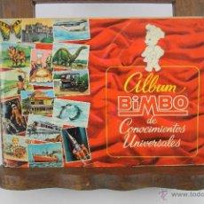 Sammeln Sammelalbum - 4252- LOTE DE 4 ALBUMES COMPLETOS BIMBO. AÑOS 70. VER DESCRIPCION. - 41086495