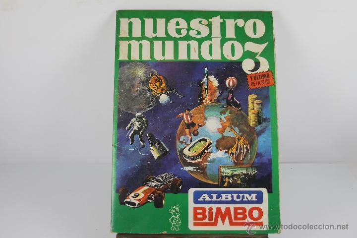 Coleccionismo Álbum: 4252- LOTE DE 4 ALBUMES COMPLETOS BIMBO. AÑOS 70. VER DESCRIPCION. - Foto 3 - 41086495