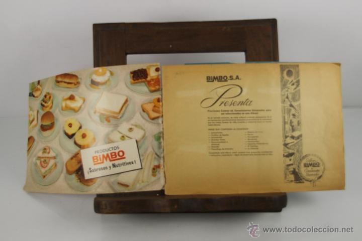 Coleccionismo Álbum: 4252- LOTE DE 4 ALBUMES COMPLETOS BIMBO. AÑOS 70. VER DESCRIPCION. - Foto 4 - 41086495