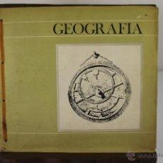 Coleccionismo Álbum: 4334- ALBUM DE GEOGRAFIA E HISTORIA. IDIOMA CATALAN. COMPLETO. COLECCION DE 800 CROMOS.. Lote 41114745