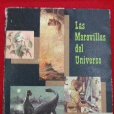 Coleccionismo Álbum: LAS MARAVILLAS DEL UNIVERSO. Lote 41140342