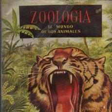 Coleccionismo Álbum: ZOOLOGIA - FERCA - COMPLETO - B 4. Lote 41495546