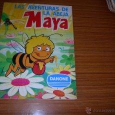 Coleccionismo Álbum - LA ABEJA MAYA DE DANONE - 41696800