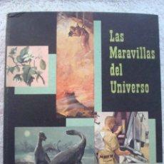 Coleccionismo Álbum: ALBUM CROMOS NESTLE, LAS MARAVILLAS DEL UNIVERSO II 1957 COMPLETO. Lote 41761306