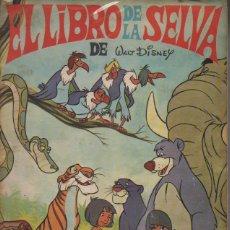 Coleccionismo Álbum: EL LIBRO DE LA SELVA - FHER - COMPLETO - ORIGINAL - B 8. Lote 42083041