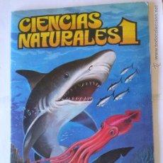 Coleccionismo Álbum: CIENCIAS NATURALES 1º -EASO -COMPLETO ,253 C. Lote 42084238