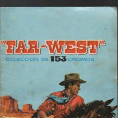 Coleccionismo Álbum: FAR WEST - CHOCOLATES SOLE - COMPLETO - ORIGINAL - B 9. Lote 42093273