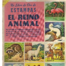 Coleccionismo Álbum: ALBUM EL REINO ANIMAL COMPLETO - ALB3. Lote 42133439