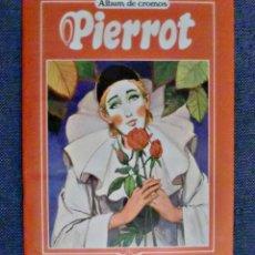 Coleccionismo Álbum: ALBUM DE CROMOS PIERROT COMPLETO. Lote 42173107