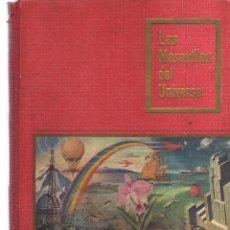 Coleccionismo Álbum: ÁLBUM LAS MARAVILLAS DEL UNIVERSO COMPLETO, NESTLÉ - ALB3. Lote 42199442