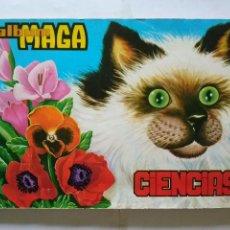 Coleccionismo Álbum: CIENCIAS -MAGA-COMPLETO- 290 C BIEN. Lote 42221111