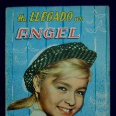 Coleccionismo Álbum: ALBUM HA LLEGADO UN ANGEL. MARISOL. COMPLETO. EDITADO POR FHER. AÑO 1961.. Lote 42699506