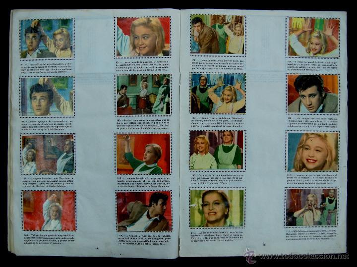 Coleccionismo Álbum: ALBUM HA LLEGADO UN ANGEL. MARISOL. COMPLETO. EDITADO POR FHER. AÑO 1961. - Foto 2 - 42699506