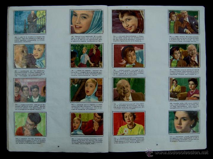 Coleccionismo Álbum: ALBUM HA LLEGADO UN ANGEL. MARISOL. COMPLETO. EDITADO POR FHER. AÑO 1961. - Foto 3 - 42699506