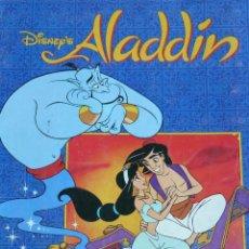 Coleccionismo Álbum: ALBUM CROMOS ALADIN COMPLETO. Lote 42907071