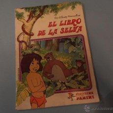 Coleccionismo Álbum: EL LIBRO DE LA SELVA . Lote 43190656