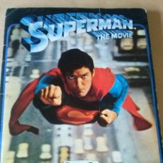 Coleccionismo Álbum: ALBUM SUPERMAN ,COMPLETO - FHER -. Lote 43565315