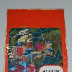 Coleccionismo Álbum: (M) PORTADA ORIGINAL DEL ALBUM BIMBO NUESTRO MUNDO 2 , DIBUJADO POR SOLSONA, MUY BUEN ESTADO. Lote 43807458