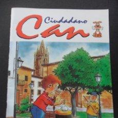 Coleccionismo Álbum: CIUDADANO CAN. ALBUM DE CROMOS COMPLETO. LA NUEVA ESPAÑA. OVIEDO 1998. CONTIENE LOS 120 CROMOS DE LA. Lote 43861685