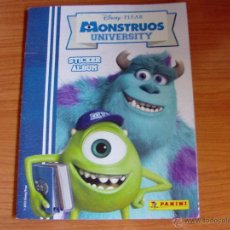 Coleccionismo Álbum: MONSTRUOS UNIVERSITY. Lote 43910733