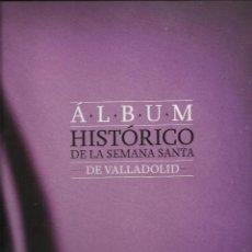 Coleccionismo Álbum: ALBUM DE SEMANA SANTA DE VALLADOLID COMPLETO PERFECTO. Lote 94298214