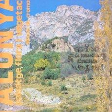 Coleccionismo Álbum: ALBUM - COMPLETO - CATALUNYA PAISATGE FLORA I VEGETACIO Nº 2 MIDE 24 X 34 CM. Lote 44207701
