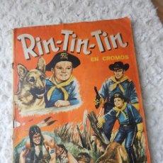 Coleccionismo Álbum: ALBUM DE CROMOS RIN - TIN - TIN. Lote 44335346