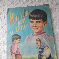 Coleccionismo Álbum: ALBUM DE CROMOS MARCELINO PAN Y VINO. Lote 44335651