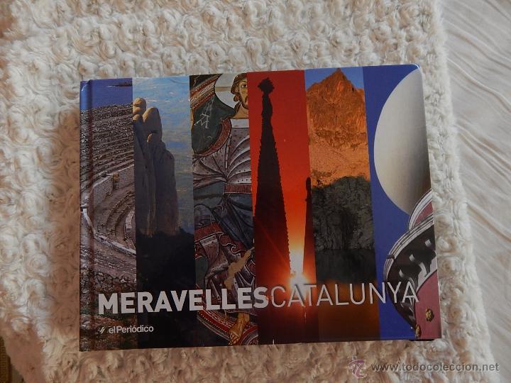ALBUM MERAVELLES DE CATALUNYA (Coleccionismo - Cromos y Álbumes - Álbumes Completos)