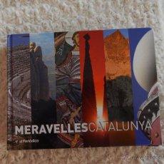 Coleccionismo Álbum: ALBUM MERAVELLES DE CATALUNYA. Lote 44428734