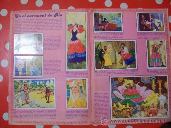Coleccionismo Álbum: BARBIE PARADE 1982 Álbum Completo - Foto 2 - 44692136