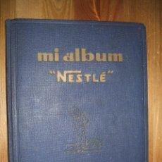 Coleccionismo Álbum: MI ALBUM NESTLE COMPLETO. Lote 44956137
