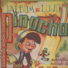 Coleccionismo Álbum: PINOCHOESPAÑOLDISNEYFHERAÑOS 40 COMPLETO. Lote 45468392