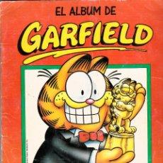 Coleccionismo Álbum: ÁLBUM DE CROMOS COMPLETO EL ÁLBUM DE GARFIELD DE PANINI 1989. Lote 45474693