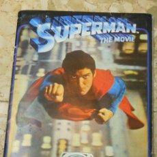 Coleccionismo Álbum: ALBUM DE CROMOS DE SUPERMAN DE FHER 1979 - THE MOVIE COMPLETO CROMO CON POSTER. Lote 45968416