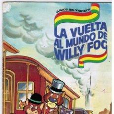 Coleccionismo Álbum - LA VUELTA AL MUNDO DE WILLY FOG - COMPLETO ALBUM CROMOS - DANONE - 46062514