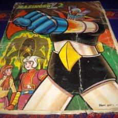 Coleccionismo Álbum: MAZINGER Z 1 EXITO DE TV 180 CROMOS COMPLETO Y MAZINGER Z 2 COMPLETO. FHER AÑOS 70.. Lote 142835030