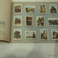 Coleccionismo Álbum: TOMBOLA ALICANTINA DE CARIDAD - VISTAS DE FRANCIA - ALBUM COMPLETO. PORTADA ESTROPEADA.. Lote 46244822