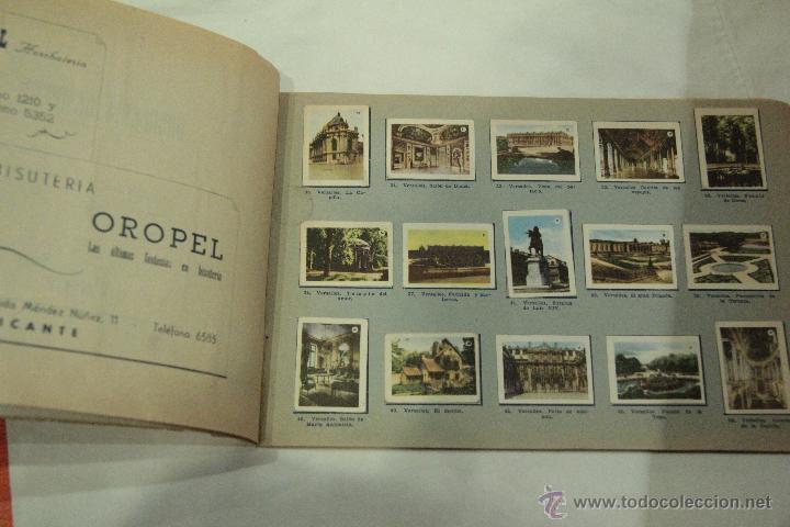 Coleccionismo Álbum: TOMBOLA ALICANTINA DE CARIDAD - Vistas de Francia - Album Completo. PORTADA ESTROPEADA. - Foto 3 - 46244822